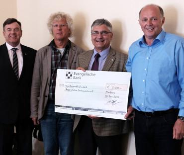 Initiative erhält Geld für Demenz-Projekt