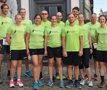 Nachtmarathon Marburg am 29. Juni 2018