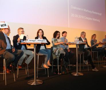 Podiumsdiskussionen zur Landtagswahl