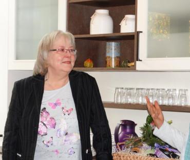 Christa Nerlich in den Ruhestand verabschiedet