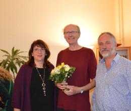 Berthold Herberz in den Ruhestand verabschiedet