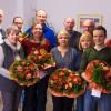 2016: Ehrung langjähriger Mitarbeiterinnen und Mitarbeiter der Bürgerinitiative Sozialpsychiatrie e.V. (BI)