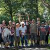 Wanderung auf dem Hugenottenpfad vom 02.08.-04.08.2017 von Asel nach Naumburg