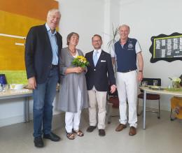 Dagmar Koch nach 28 Dienstjahren in den Ruhestand verabschiedet