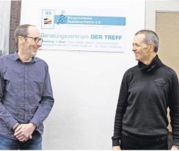 """Stabübergabe im """"Treff"""" – Christian Böhler wird neuer Nachfolger"""