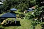 gemütlicher Garten Haus am Ortenberg